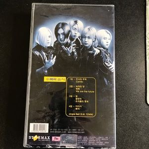 Other - ❤️SOLD❤️Kpop H.O.T. VHS Collector's Item